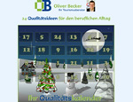 Adventskalender IC-Tourismus